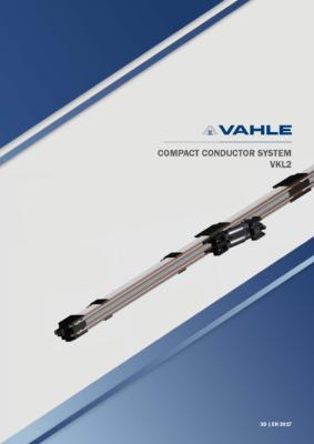 Vahle kompaktit virtakiskot VKL2