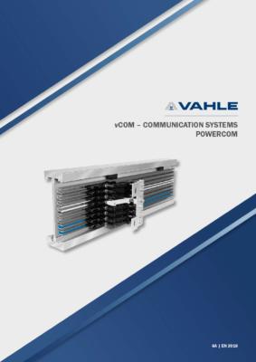Vahle Tiedonsiirtojärjestelmä Vahle Powercom®