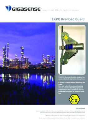 LKVX ylikuormasuoja EX-tiloihin